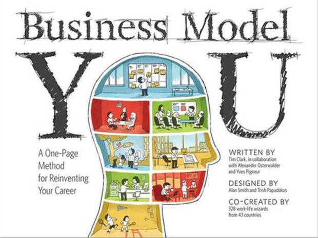 Alexander Osterwalder Business Model You