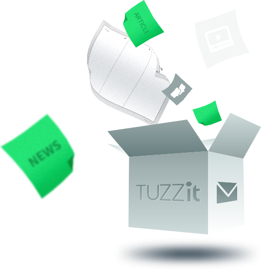 How to purpose content on TUZZit ?
